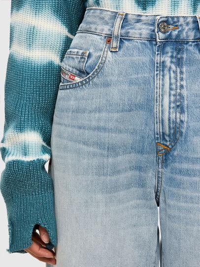 Diesel - D-Reggy 009GZ, Blu Chiaro - Jeans - Image 3