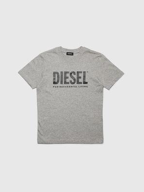 TJUSTLOGO, Grigio - T-shirts e Tops