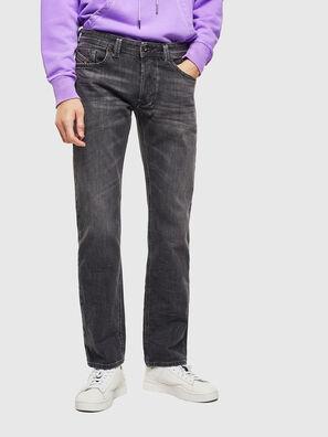 Larkee 0095I, Nero/Grigio scuro - Jeans