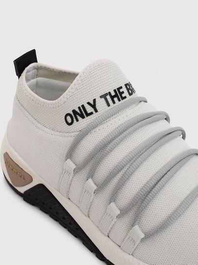 Diesel - S-KB SL II, Bianco - Sneakers - Image 4