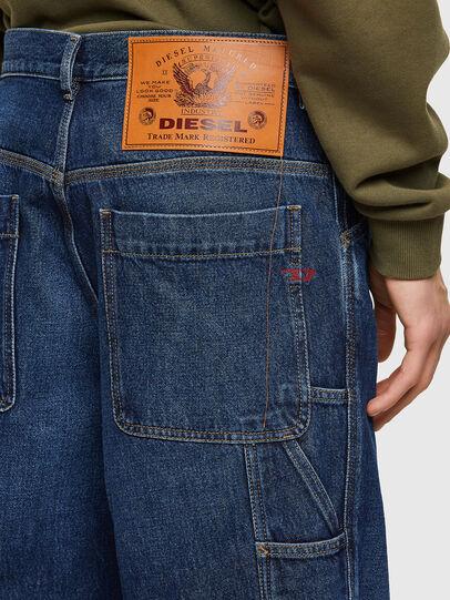 Diesel - D-Franky 009NE, Blu Scuro - Jeans - Image 4