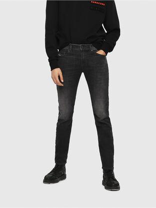 Thommer 0687J, Nero/Grigio scuro - Jeans