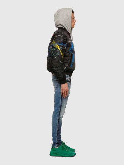 Diesel - D-Strukt 009GE, Blu medio - Jeans - Image 8