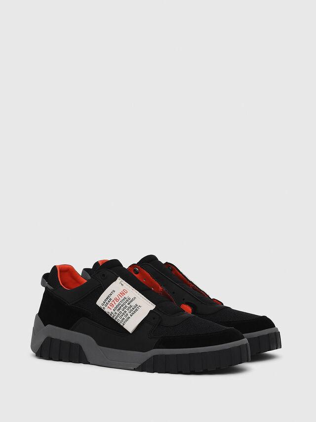 Diesel - S-LE RUA ON, Nero - Sneakers - Image 2