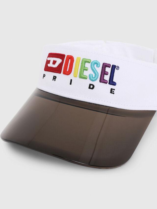 Diesel - VISOR-MAX, Bianco - Accessori Underwear - Image 3