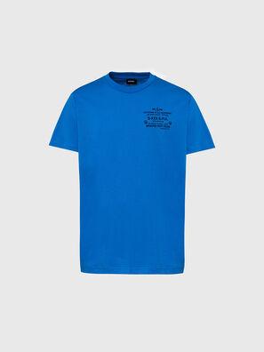 T-DIEGOS-X44, Blu Chiaro - T-Shirts