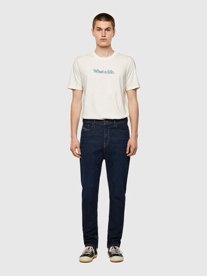 Diesel - D-VIDER JoggJeans® Z69VI, Blu Scuro - Jeans - Image 5