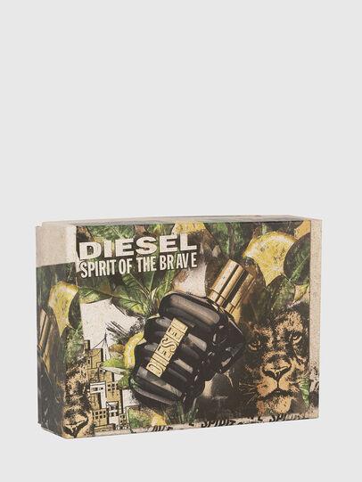 Diesel - SPIRIT OF THE BRAVE 75 ML GIFT SET, Nero - Only The Brave - Image 2