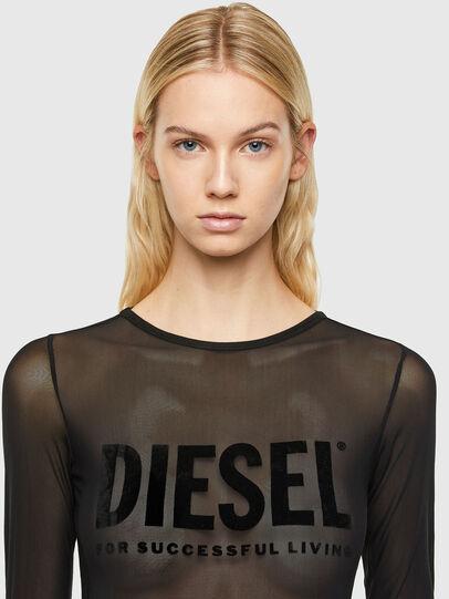 Diesel - UFBY-VALERICK-LS-M, Nero - Body - Image 3