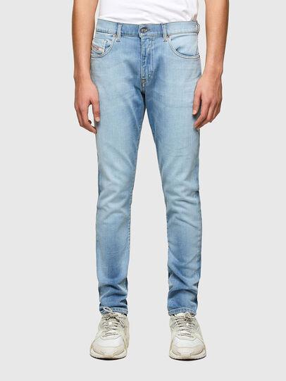 Diesel - D-Strukt 009NF, Blu Chiaro - Jeans - Image 1