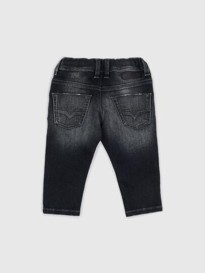 Diesel - KROOLEY-JOGGJEANS-B-N, Nero - Jeans - Image 2