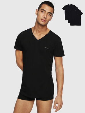 UMTEE-MICHAEL3PACK, Nero - Tops