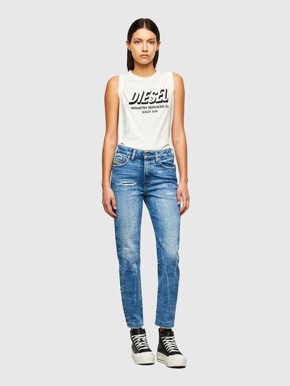 Diesel - D-Joy 009MV, Blu Chiaro - Jeans - Image 6