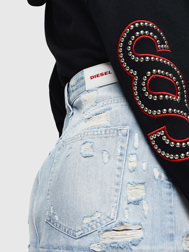 DE-MIXY, Blu Jeans