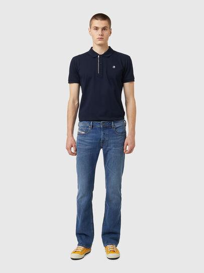 Diesel - Zatiny 09A80, Blu medio - Jeans - Image 5