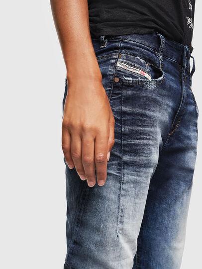 Diesel - Fayza JoggJeans 069KD, Blu Scuro - Jeans - Image 3
