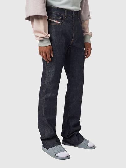 Diesel - D-Jefferr 09B44, Blu Scuro - Jeans - Image 6