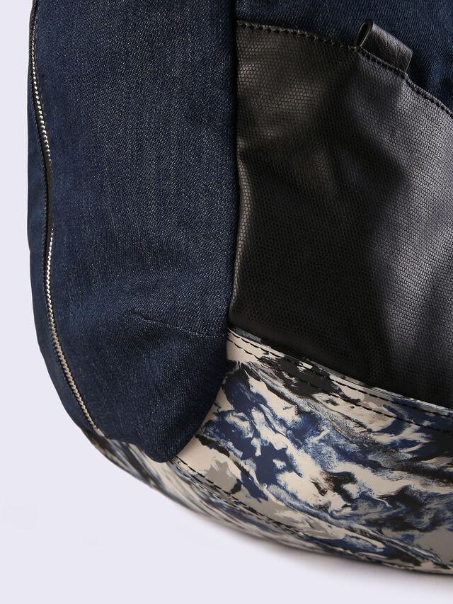 D-RUBBER BACK, Blu Jeans
