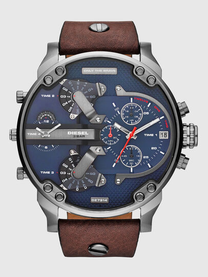Diesel - DZ7314 MR. DADDY 2.0, Marrone - Orologi - Image 1