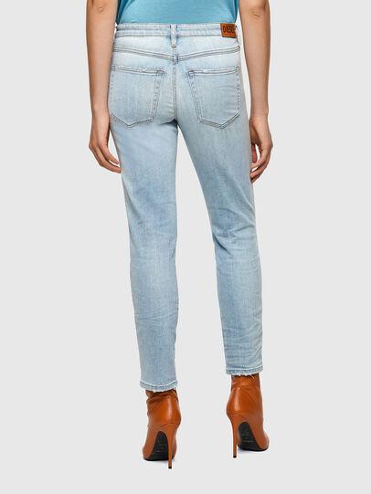 Diesel - Babhila 009ZZ, Blu Chiaro - Jeans - Image 2