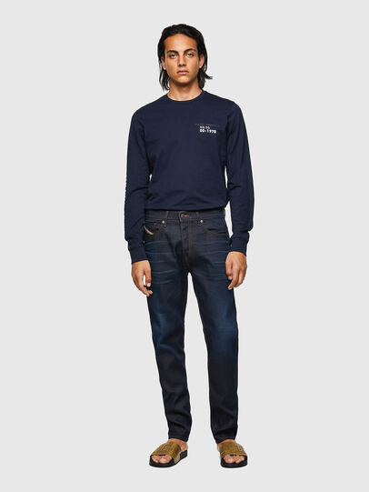 Diesel - D-Fining 09A45, Blu Scuro - Jeans - Image 5