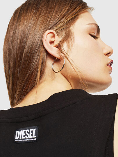 Diesel - T-TRIXY, Nero - Tops - Image 3