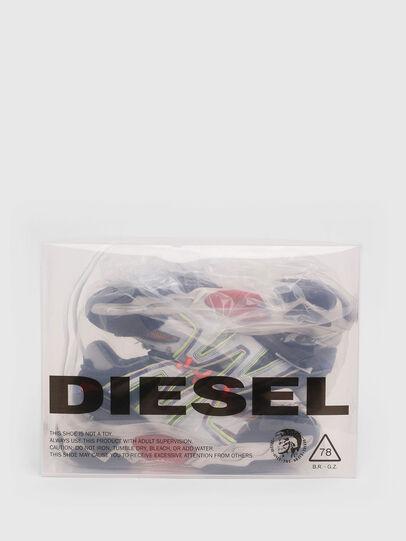 Diesel - S-KIPPER SK, Bianco/Nero - Sneakers - Image 6