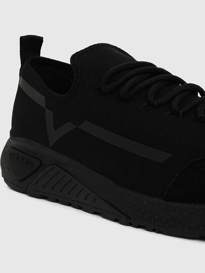 Diesel - S-KBY STRIPE, Nero - Sneakers - Image 4