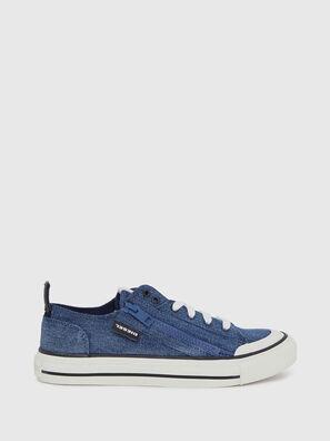 S-ASTICO LOW ZIP W, Blu Jeans - Sneakers