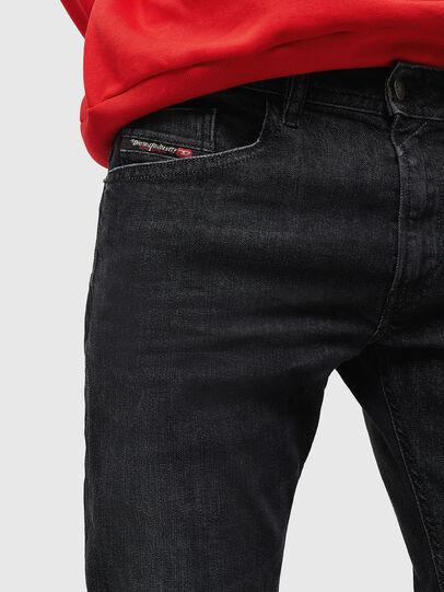 Diesel - Thommer 0890E, Nero/Grigio scuro - Jeans - Image 3