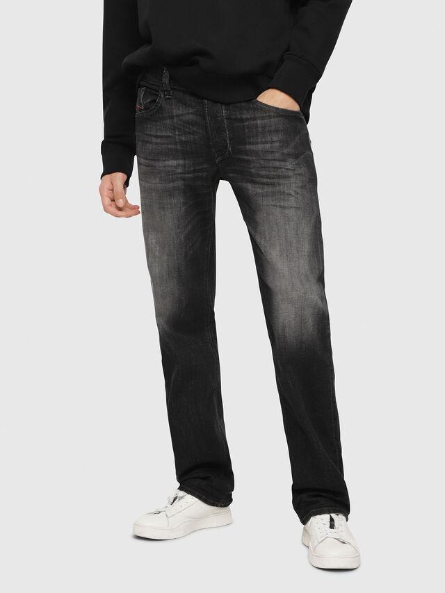 Diesel - Larkee 087AM, Nero/Grigio scuro - Jeans - Image 1