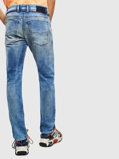 Diesel - Krooley JoggJeans 0099Q, Blu medio - Jeans - Image 2