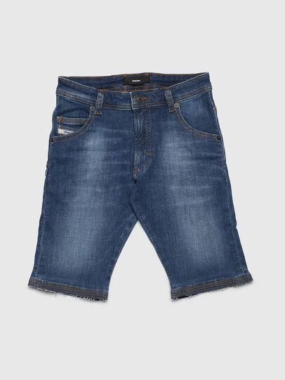 Diesel - PROOLI-N, Blu medio - Shorts - Image 1