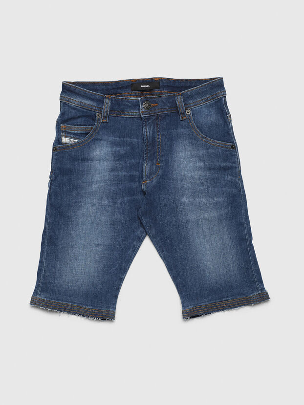 PROOLI-N, Blu medio - Shorts