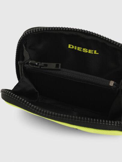 Diesel - LARIO, Verde - Portafogli Con Zip - Image 4