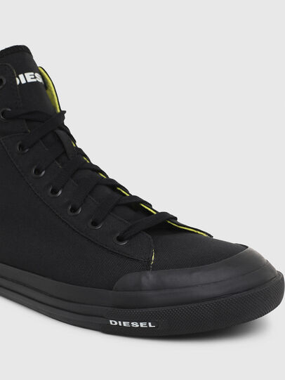 Diesel - S-ASTICO MID CUT, Nero - Sneakers - Image 5