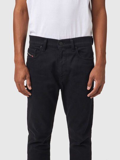 Diesel - D-Amny JoggJeans® Z9A29, Nero/Grigio scuro - Jeans - Image 3