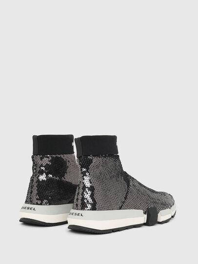 Diesel - H-PADOLA SOCK W, Nero - Sneakers - Image 3