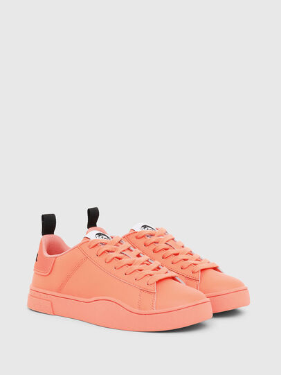 Diesel - S-CLEVER LOW LACE W, Rosa - Sneakers - Image 2