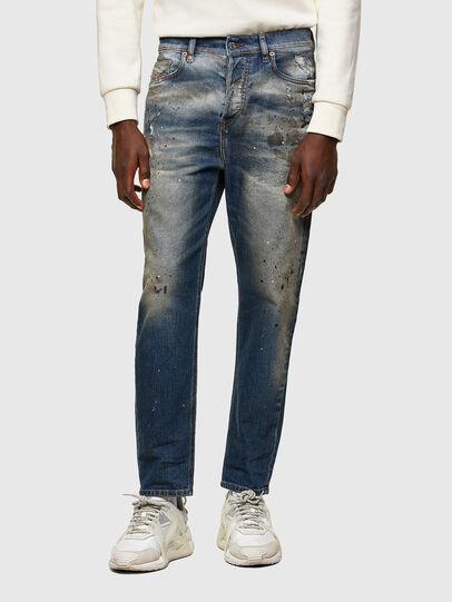 Diesel - D-Vider 009NH, Blu medio - Jeans - Image 1