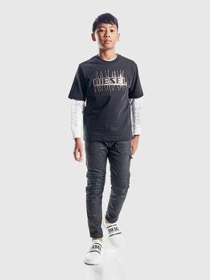 D-PHORMER-J, Nero/Grigio scuro - Jeans