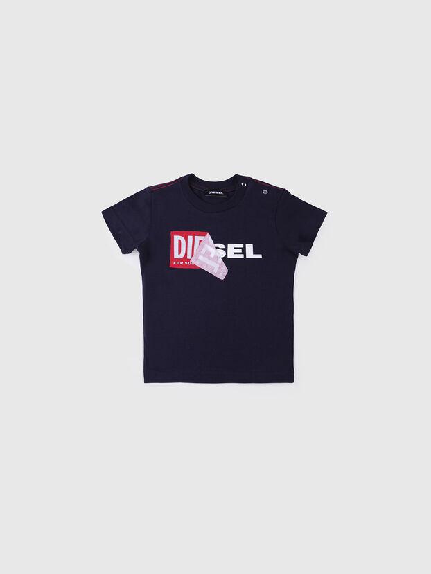 TOQUEB MC, Blu Navy - T-shirts e Tops