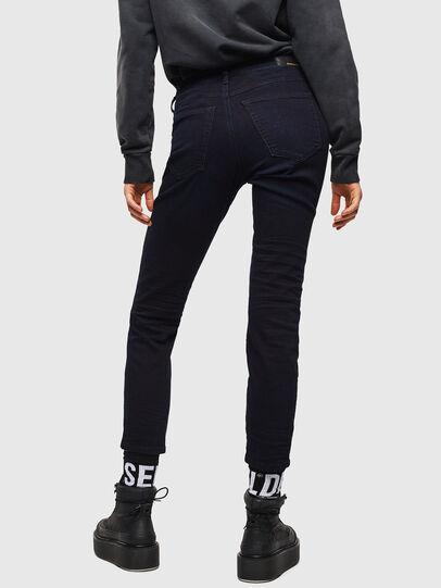 Diesel - Babhila 0095X, Blu Scuro - Jeans - Image 2