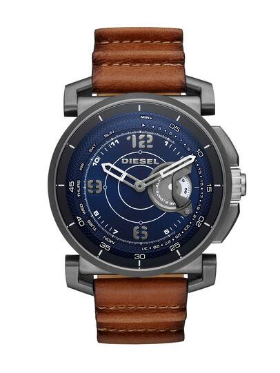 Diesel - DT1003, Marrone - Smartwatches - Image 2