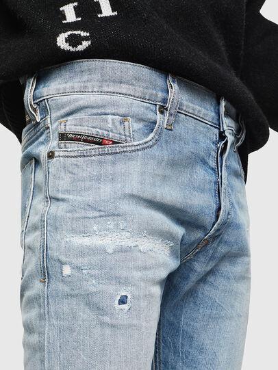 Diesel - Tepphar 0095V, Blu Chiaro - Jeans - Image 3