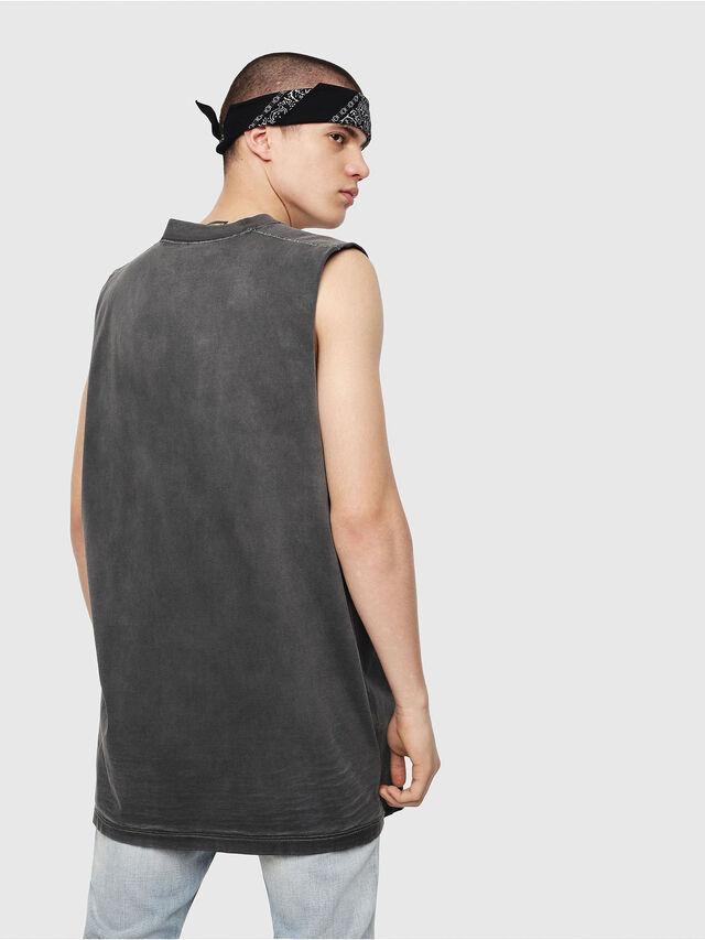 Diesel - T-MINOLESS, Nero - T-Shirts - Image 2
