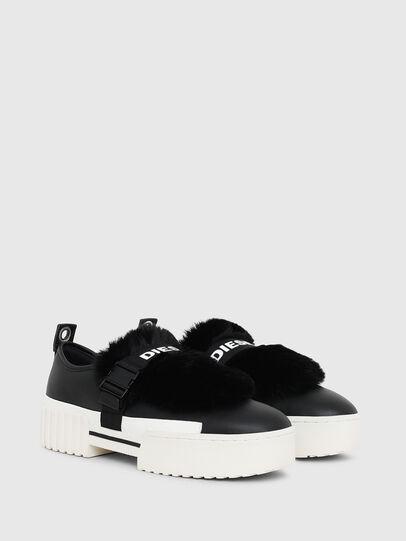 Diesel - S-MERLEY LF, Nero - Sneakers - Image 2
