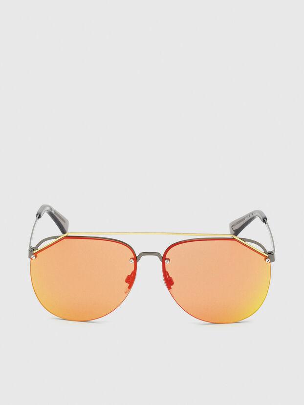 DL0314, Grigio - Occhiali da sole