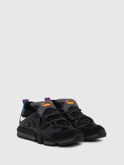 Diesel - H-PADOLA LOW S, Nero - Sneakers - Image 2