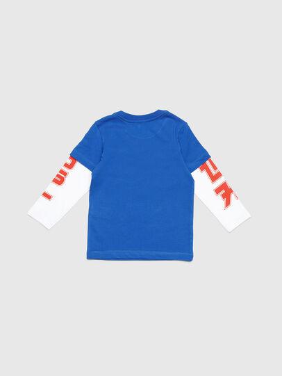 Diesel - TUCOB-R, Blu - T-shirts e Tops - Image 2